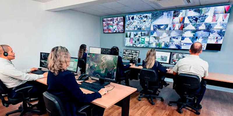 Monitoramento CFTV